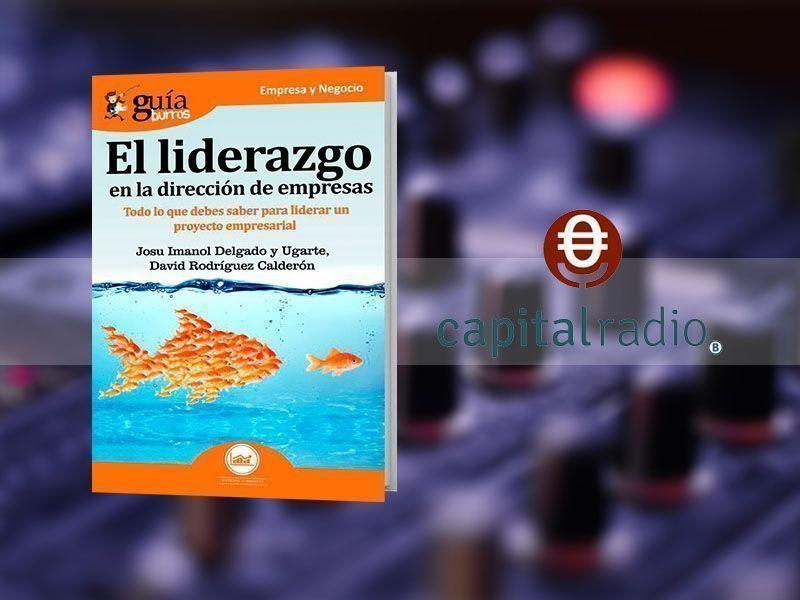 """David Rodríguez habla de su """"GuíaBurros: El liderazgo en la dirección de empresas"""" en Franquicia2"""